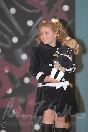 American Girl Magazine 11/03 10AM Fashion Show