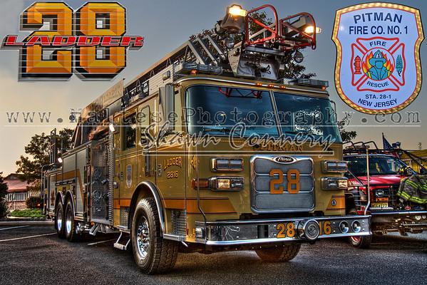 Pitman Fire Sta 28-1