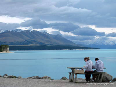 South Island with a compact camera pt 1 - November 2010