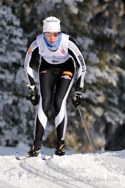 NORAM 2009 - Rossland - Classic - Women's 10 km