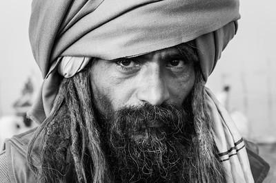 Portraits: Sadhus
