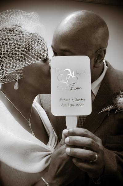 Sandra and Richard - Wedding Ceremony