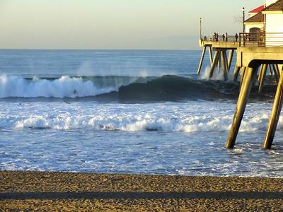 5/12/21 * DAILY SURFING VIDEOS * H.B. PIER