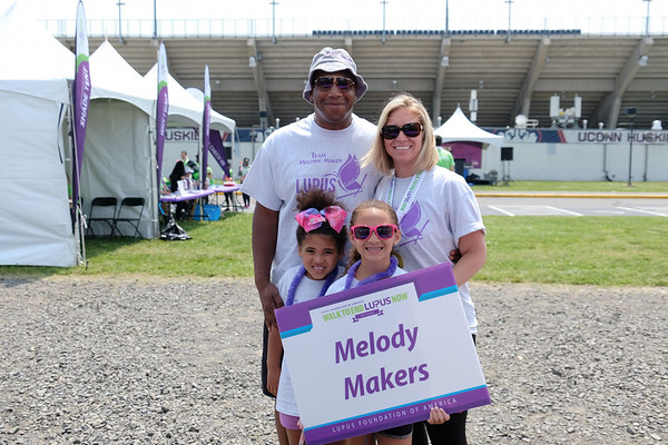 2019 Walk to End Lupus Now