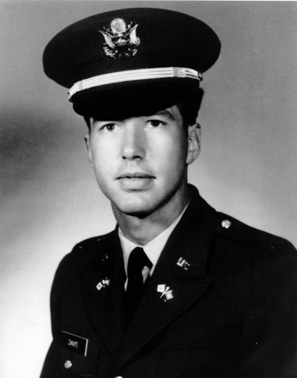 . Democratic gubernatorial candidate Gray Davis is seen in this undated photo during his tour with the United States Army.  Davis says he won\'t play politics with his military service but reminds voters at every campaign stop that he served in Vietnam . His opponent, Republican Dan Lungren, learned he was ineligible for the draft nine days after Davis arrived in Vietnam and continued his studies instead. (AP Photo)