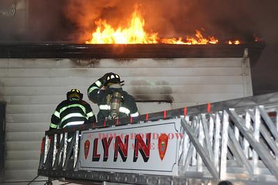 Lynn, MA - 2nd Alarm, 57 Linden Street, 2-17-07