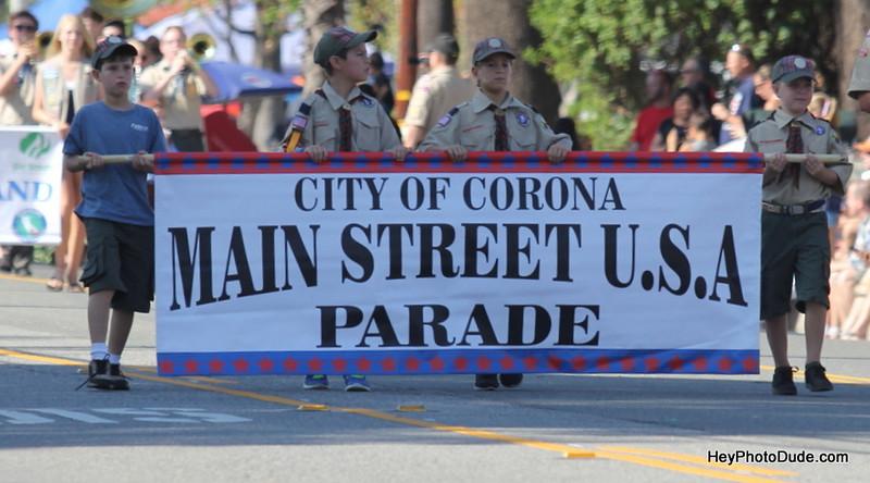 Corona Parade 4th of July  2015