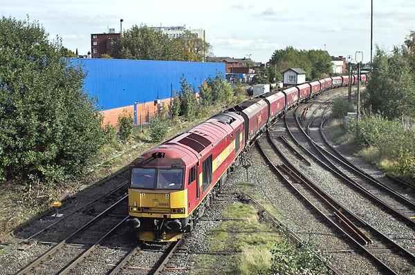 9th October 2012: Warrington