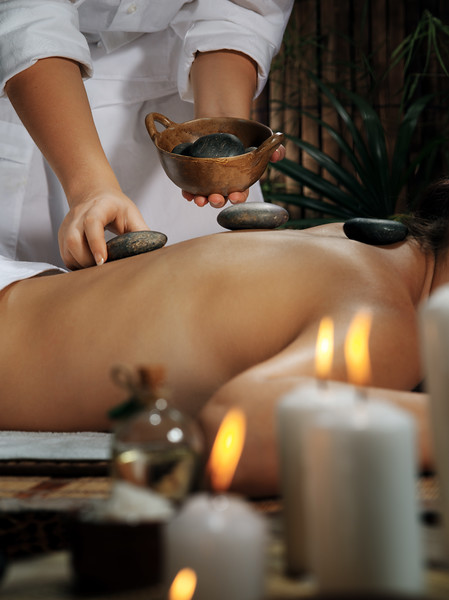 Hot Stone Treatments
