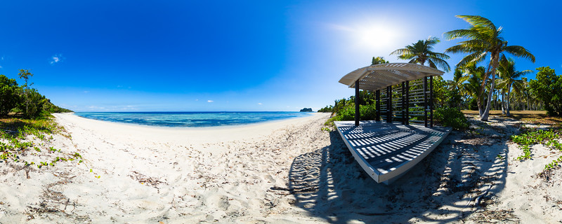 Cabana at Mamanuca Beach - Vomo Island Resort - Fiji Islands