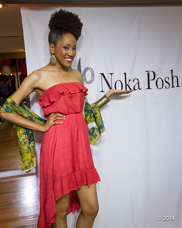 Noka Posh Fashion Show 2014