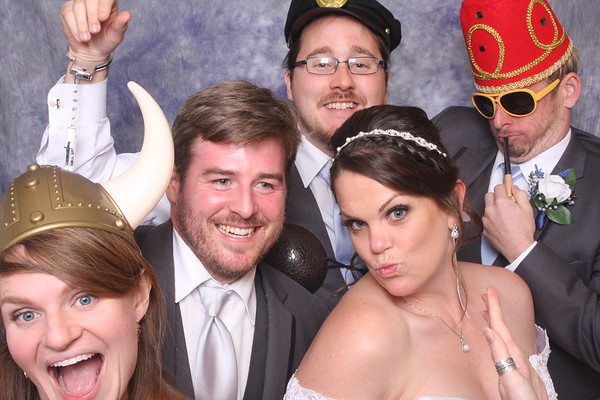 Holly & Rein Wedding Photo Booth