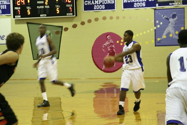 Varsity Basketball 2010-11