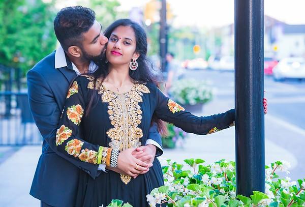 Prasath & Ragavie