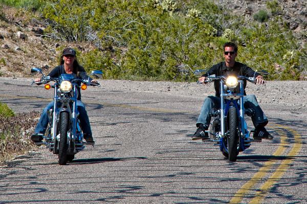 Honda Motorcycles shoot
