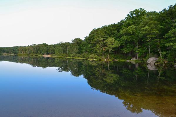 Harriman - 7/12/12 - Island Pond