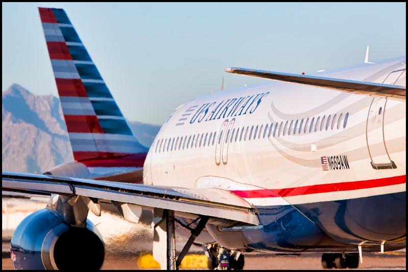 A320 - N669AW