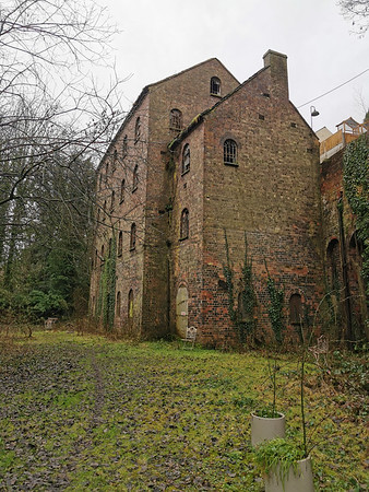 Puxton Lane mill and factories