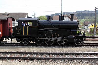 Switzerland Steam