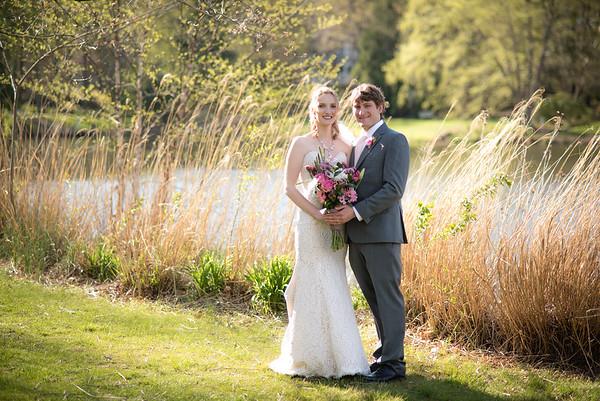Alyssa and Mike Wedding