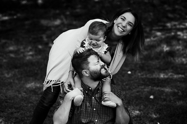 Lily Family Session