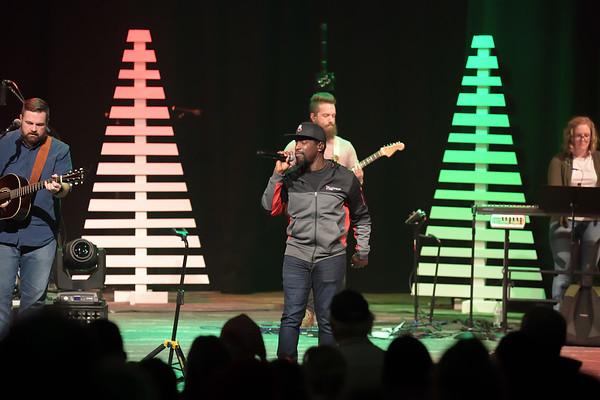 2019 Christmas Worship Night