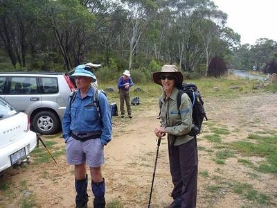 Rendezvous Creek bushwalk 9Feb2012