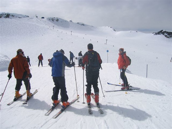 Whistler Ski Area:  More than 200 trails and 38 ski lifts
