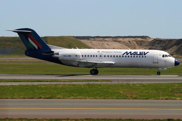 HA-LME - Fokker 70