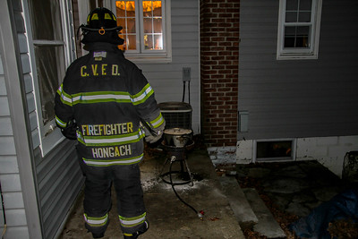12-25-18 Grease Fire, Highland Drive