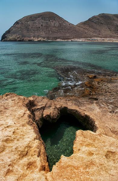 Nature reserve.  Cabo De Gata, Almeria, Spain