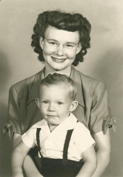 Frankie & Phil Siemens May 17, 1945