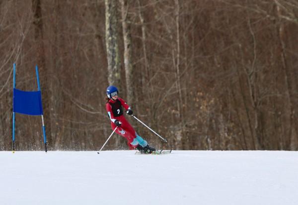 Skiing at Belleayre Mountain 2-4-19