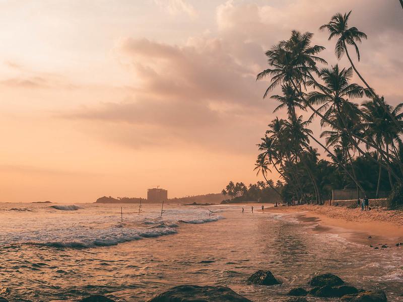 Dalawella Beach - Sri Lanka Itinerary