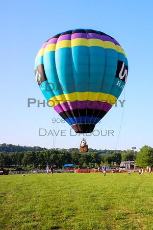 Mass Hot Air Balloon Launch Tuesday Eve