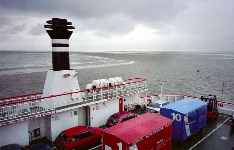 Veerboot Wagenborg