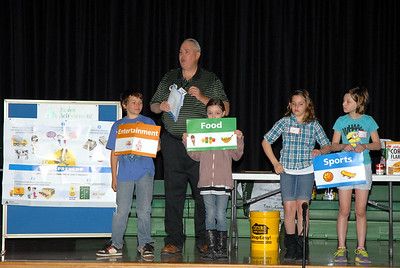 2013 LORD Junior Achievement Day at Wattsburg Elementary School