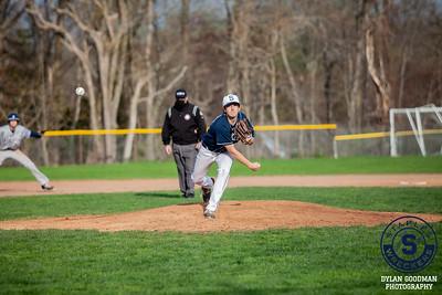 JV Baseball vs. Wilton - April 19, 2021