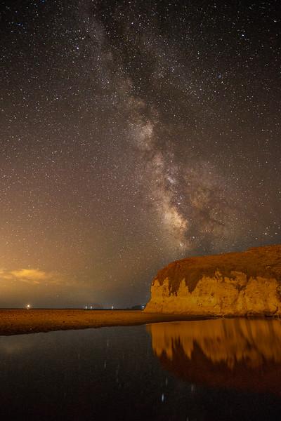 Starry Night at Drakes Beach.jpg