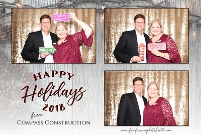 Compass Construction 2018 Holiday Party