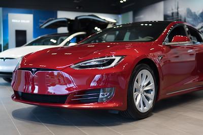 Tesla Richmond Store