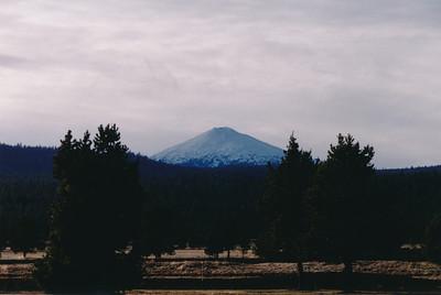 Mt. Bachelor March 1998