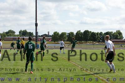 Hutch Boys Soccer vs East Grand Forks