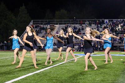 WP Dance Team Football Senior Night 2016