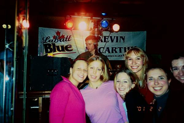 2001 - Kevin McCarthy Show Photos