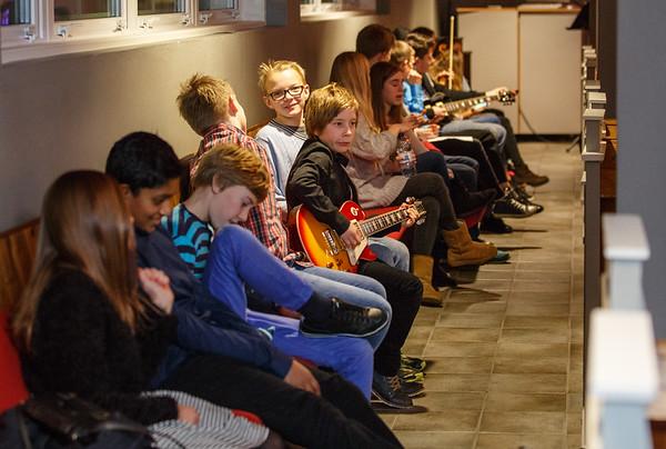 Stjerneskimmer 2014, Sula Kulturskule