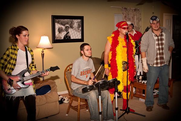 Halloween Gathering 2009
