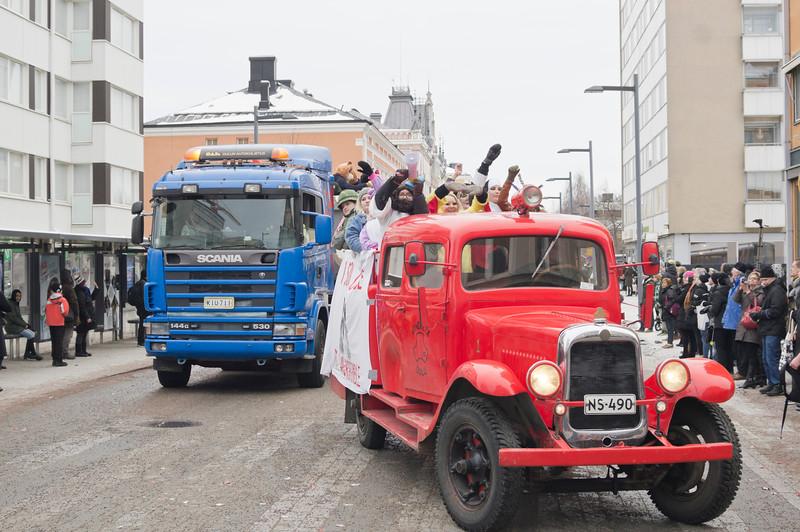 Penkkarit Oulu 2016 -  10