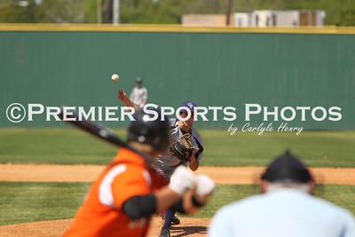 La Porte Varsity Baseball vs. College Park 4/13/2013