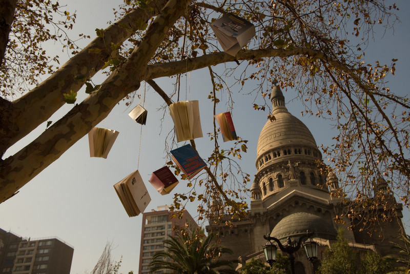 a thought-provoking ritual in santiago